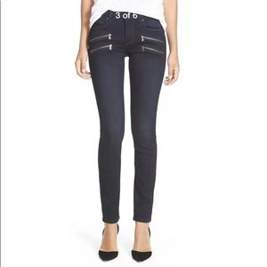 PAIGE EDGEMONT Jeans In Barnette No Whiskers 31
